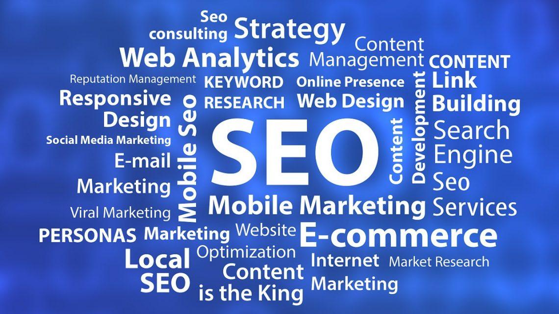 SEO – czyli pozycjonowanie stron internetowych
